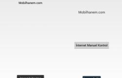 Android Manuel ve Otomatik (BroadcastReceiver) İnternet Bağlantısı Kontrolü