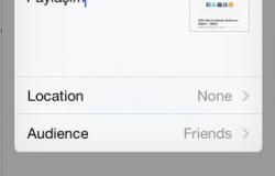 iOS Facebook Twitter Paylaşım (Swift-ObjC)