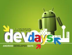 Android Geliştirici Günleri 2015 Sizi Bekliyor