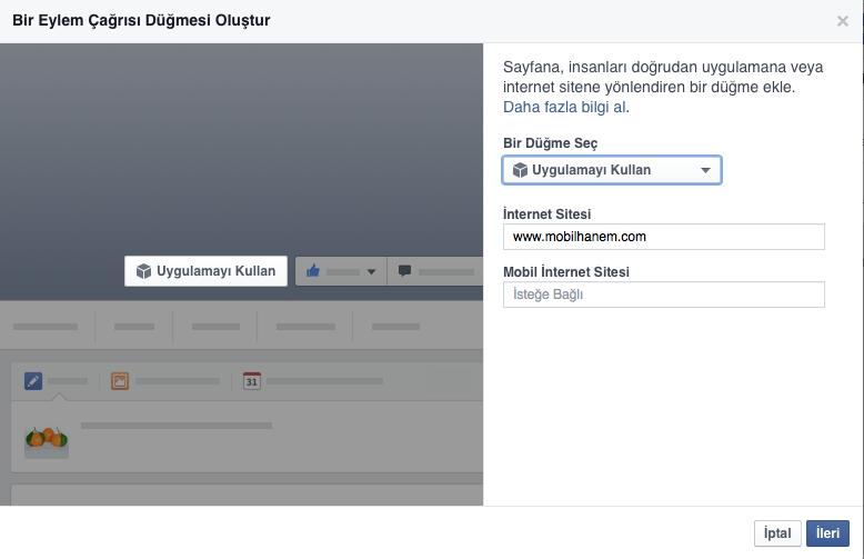 Facebook Eylem Çağrısı