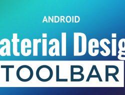 Android Toolbar Kullanımı