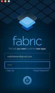 ios fabric app