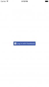 Facebook ile Giriş