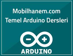 Arduino Dersleri – Analog Pinler ve Analog I/O Fonksiyonları