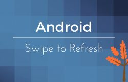 Android WebView Swipe Refresh