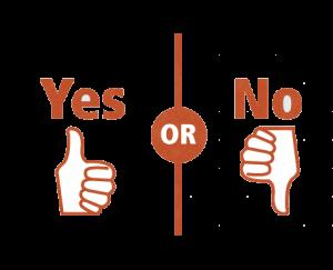yazılım testi sonucu: evet ya da hayır