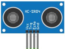 HC-SR04 - Ultrasonic Mesafe Ölçüm Sensörü