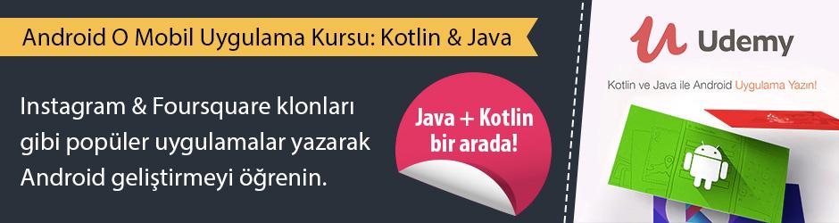 Java Kotlin Eğitimi
