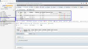 Dosya yükleme veritabanı tasarımı