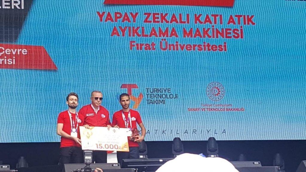 Teknofest Türkiye Birinciliği